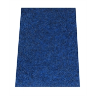 Ideal DIY 2m Blue Flat Marine Carpet