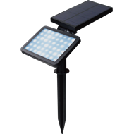 Lectro 270lm Slim Design Sensor LED Solar Spot Light