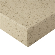 Essential Stone 40mm Sq Savvy - Burnt Butter Benchtop
