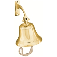 Brassline 112mm Brass Ship Bell