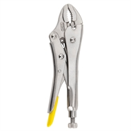 Stanley 185mm Curved Jaw Locking Pliers
