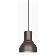 Brilliant 240V 42W 23cm Hugo Charcoal Pendant Light