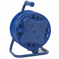 Arlec Surge Protected 4 Socket Cable Reel With 10m Lead