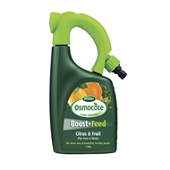 Scotts Osmocote 1L Boost + Feed Citrus Liquid Hose On