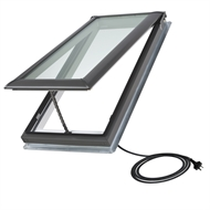 VELUX 550 x 980mm Electric Opening Skylight