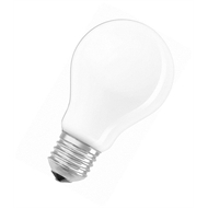 Osram 30W Halogen Classic A Shape Frost ES Globe