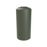 Melro 1005L Poly Round Water Tank - Mist Green