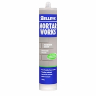 Selleys 440g Medium Grey No More Gaps Mortar Works Filler