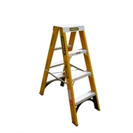 Gorilla 1.2m 150kg Industrial Fibreglass Double Sided Ladder