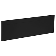 Kaboodle 900mm Black Olive Alpine Slimline Door