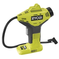 Ryobi 18V One+ High Pressure Air Inflator - Skin Only