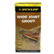 Dunlop 15kg Light Grey Coloured Grout