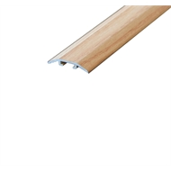 Roberts 30 x 825mm Mid-Dark Junior Cover Timbertone Floating Floor Trim