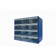 Handy Storage 12 Drawer Compartment Organiser