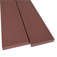 Ekodeck 137 x 23mm 5.4m Red Rock Composite Decking