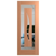 Hume Doors & Timber 2040 x 820 x 40mm Illusion Entrance Door