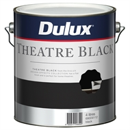 Dulux 4L Design Theatre Black Paint
