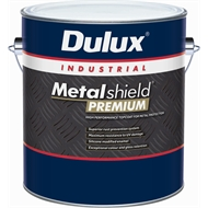 Dulux Metalshield Premium 4L FPC Golden Yellow Topcoat Enamel Paint