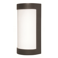 Brilliant Osaka 240V Convex Charcoal Bunker Light
