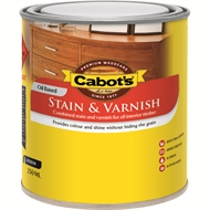 Cabot's 1L Maple Interior Stain