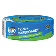 ScotchBlue 38mm Trim Baseboards Painters Tape Edge Lock