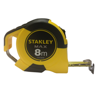 Stanley 8m Max Tape