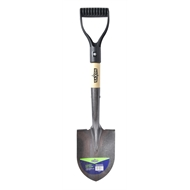 Saxon Timber D-Handle Mini Shovel
