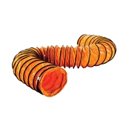 Dynabreeze 200mm x 5m Orange Extraction Fan Hose