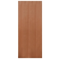 Hume 2040 x 720 x 35mm Sliced Pacific Maple X1 External Flush Door