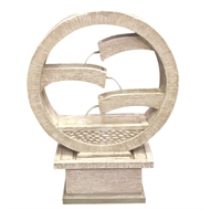 Northcote Pottery Sandstone Harmony Fountain
