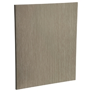 Kaboodle Blind Corner Base Panel - Urban Oak
