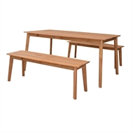 Hartman 3 Piece Bangkok Bench Set
