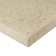 Essential Stone 20mm Marzipan Square Arris Savvy Benchtop