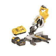 DeWALT 216mm 54V Flexvolt Cordless Mitre Saw Kit