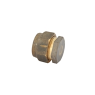 Kinetic 20mm Brass Compression Stop