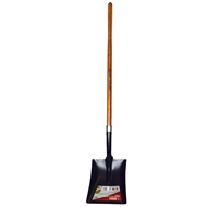 Spear & Jackson PRO Square Mouth Shovel with Oak Handle