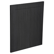 Kaboodle 600mm Black Forest Alpine Slimline Door