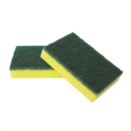Mr Clean Workplus Power Sponge Scourer - 10 Pack