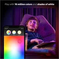 Philips Hue 6.5W Smart LED White And Colour Ambiance GU10 Bulb