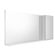Cibo Design 1200 x 600mm Ledge Mirror