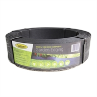 Cyclone 90mm x 10m Composite Garden Edging