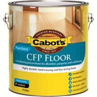 Cabot's 4L CFP Floor Water Based Gloss