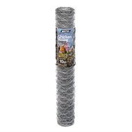 Whits 90cm x 10m Heavy Duty Chicken Pro Series Wire Netting