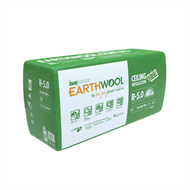 Earthwool R-5.0 210 x 580mm 7.40m² Ceiling Batts - 11 Pack