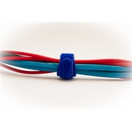 Smart 200mm Self Attaching Cord Straps  - 5 Pack