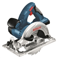 Bosch Blue GKS 18V Li-Ion 165mm Professional Circular Saw - Skin Only