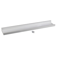 Handy Shelf 600mm White Gloss Photo Shelf