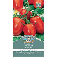 Mr Fothergill's Roma Tomato Vegetable Seeds