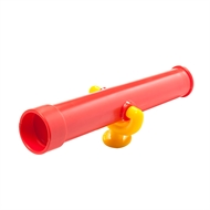 Swing Slide Climb Red Telescope