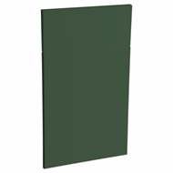 Kaboodle 450mm Vivid Basil Modern 1 Door / 1 Drawer